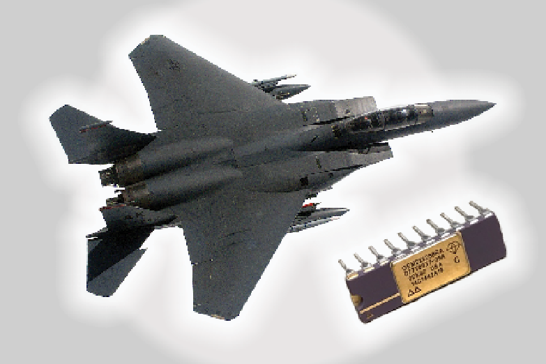 F-15 Success Story – Microcircuit Emulation with GEM